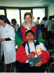 Angelina Zorrilla - Peregrinacion a Lourdes