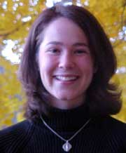 Angie Hilbun - consagrada