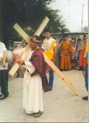 Familia Misionera - Viacrucis