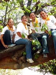 Juventud Misionera femenina
