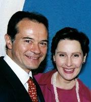 Teresa y Alejandro  Páez
